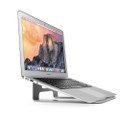 Twelve South ParcSlope aluminium MacBook Stand - MacBook, MacBook Pro, MacBook Air, iPad Pro - Silver
