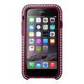 Lunatik Seismik shock absorbing protection case - iPhone 6/6s, Dark Raspberry