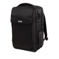Kensington SecureTrek 17 inch Laptop Overnight Backpack with anti-theft security features