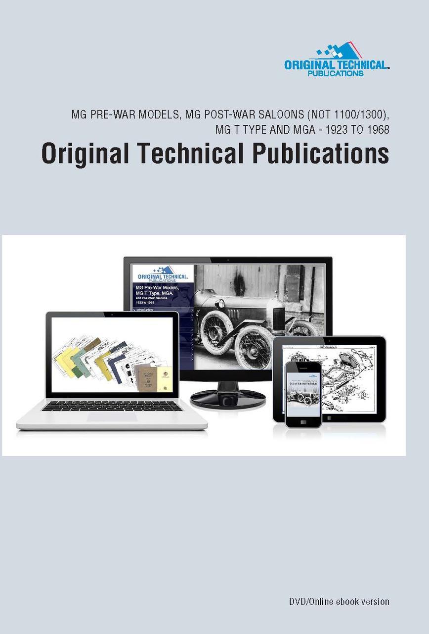 mg tf repair manual ebook