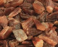 6 x Red Calcite