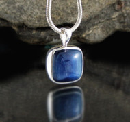 Blue Kyanite Pendant 34