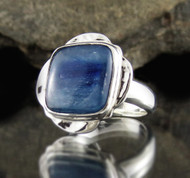 Blue Kyanite Ring 30