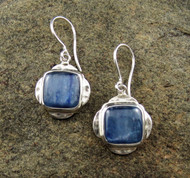 Blue Kyanite Earrings 10