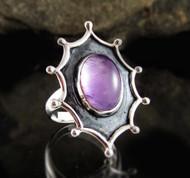 Amethyst Ring 33