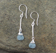 Aquamarine Earrings 9