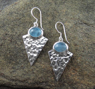 Aquamarine Earrings 10