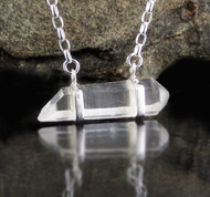 Quartz DT Necklace 22