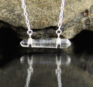 Quartz DT Necklace 23
