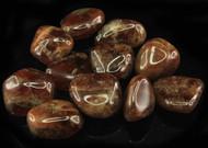 Spessartine Garnet Tumbled Stone 1