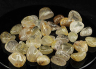 Rutilated Quartz Tumbled Stone 4