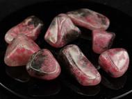 Gem Rhodonite Tumbled Stone 4