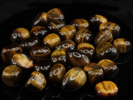 Tiger Eye Tumbled Stone 2