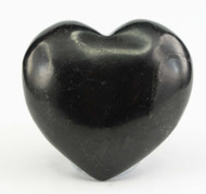 Shungite Heart 4