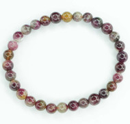 Multi Coloured Tourmaline Bracelet 2