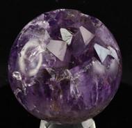 Amethyst Geode Sphere 7