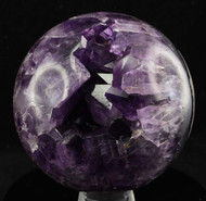 Amethyst Geode Sphere 8