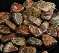 Leopard Skin Jasper Tumbled Stone 2