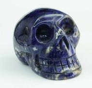Sodalite Skull 3