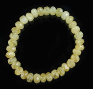 Citrine Faceted Bracelet 11