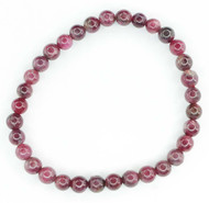 Rubellite Pink Tourmaline Bracelet 5