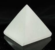 Selenite Pyramid 3