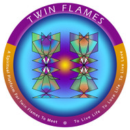 Jain 108 Twin Flames Decal & Sticker