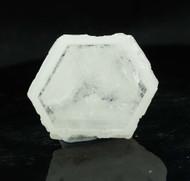 Quartz Cross Section Hexagon Slice 6