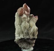 Red Quartz Hematite Cluster Australian 15