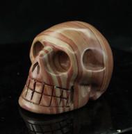 Zebra Stone Skull 4