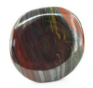 Tiger Iron Flat Stone 2