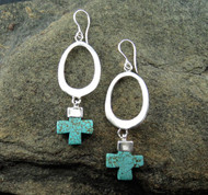 Turquoise Earrings 6
