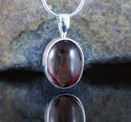 Rutilated Quartz Pendant 15