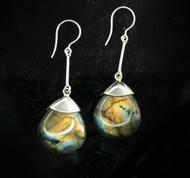 Labradorite Earrings 1