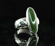 Nephrite Jade Ring 1