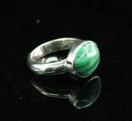 Malachite Ring 3