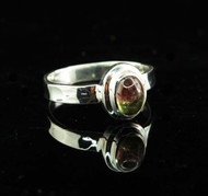 Watermelon Tourmaline Ring 16