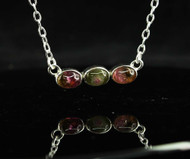 Multi Colour Tourmaline Necklace 31