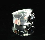 Spinel Faceted Ring 1