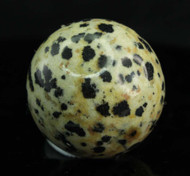 Dalmation Jasper Sphere 5
