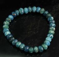 Apatite Faceted Bracelet 9