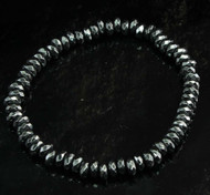 Hematite Faceted Bracelet 6