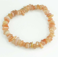 Sunstone Chip Bracelet 2