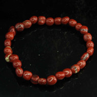 Red Jasper Pebble Bracelet 3