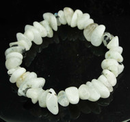 Rainbow Moonstone Chip Bracelet 9