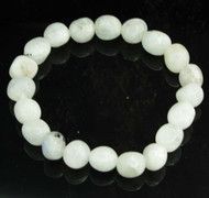 Moonstone Pebble Bracelet 10