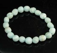 Hemimorphite Pebble Bracelet 3