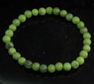 Nephrite Jade Round Bracelet 4