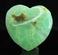 Chrysoprase Heart 3