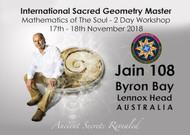 Jain 108 In Lennox Head 2 Day Workshop